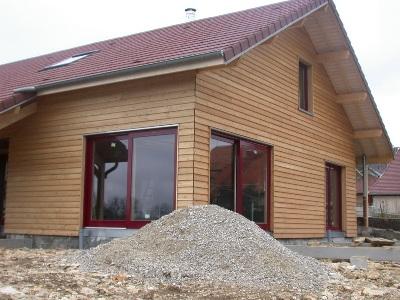 Bidal toiture sarl ossature bois for Extension maison facile